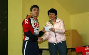 Alex Prize giving