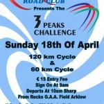 3 peaks challange poster (Large)