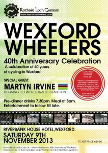 Wexford Wheelers A3 Poster