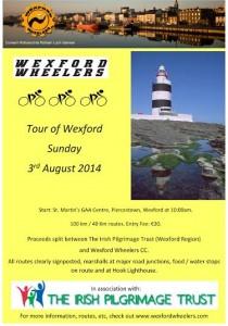WW tour of Wexford 2014