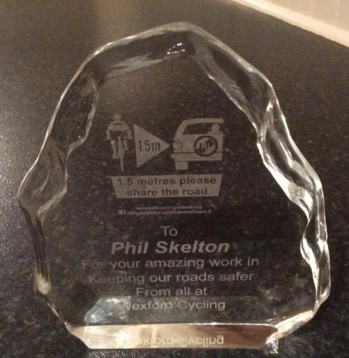 Phil Skelton Award