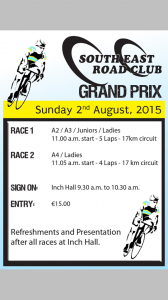 SERC GP 2015